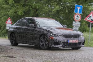 BMW Serie 3 2019 Spy G20 M340i_M340d Invidual (3)