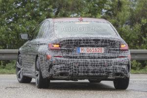 BMW Serie 3 2019 Spy G20 M340i_M340d Invidual (6)