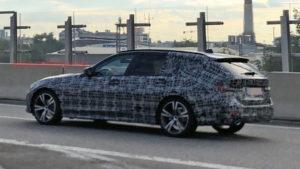 BMW Serie 3 Touring 2019 Spy G21 (3)