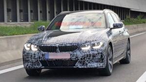 BMW Serie 3 Touring 2019 Spy G21 (4)