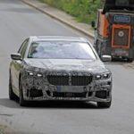 BMW Serie 7 LCI 2019 Spy G11 G12