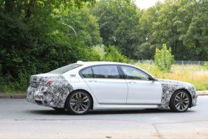 BMW Serie 7 LCI 2019 Spy G11 G12 (3)