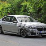 BMW Serie 7 LCI 2019 Spy G11 G12 (4)
