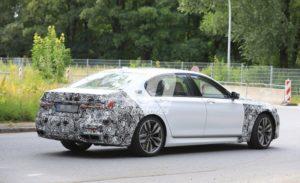 BMW Serie 7 LCI 2019 Spy G11 G12 (6)