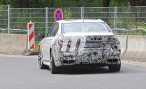 BMW Serie 7 LCI 2019 Spy G11 G12 (8)