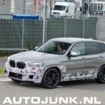 BMW X3M F97 Spy 2018 (2)