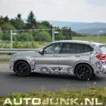 BMW X3M F97 Spy 2018 (3)
