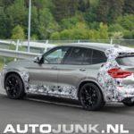 BMW X3M F97 Spy 2018 (4)