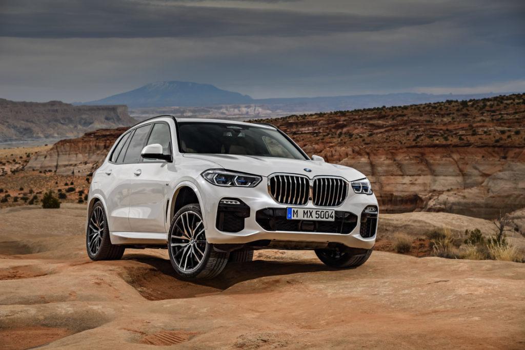 BMW X5 2018 G05 (10)