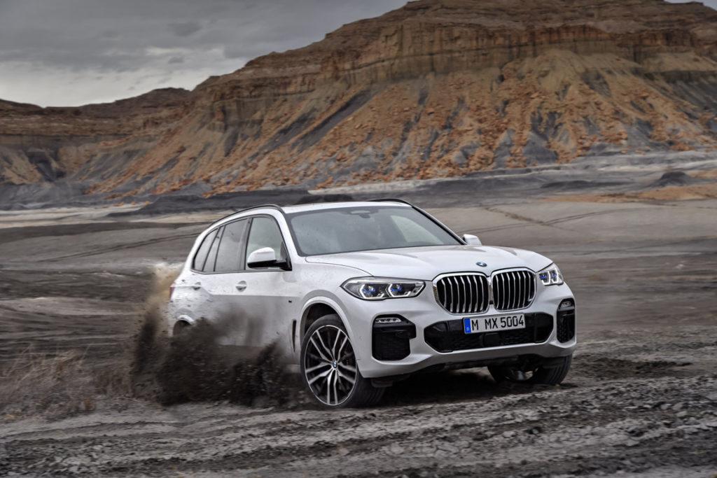 BMW X5 2018 G05 (12)