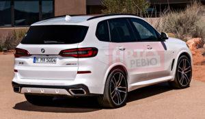 BMW X5 G05 2018 Leaked (1)