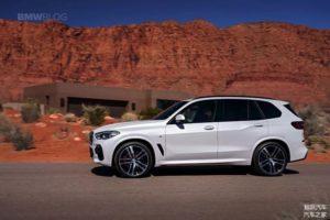BMW X5 G05 2018 Leaked (11)