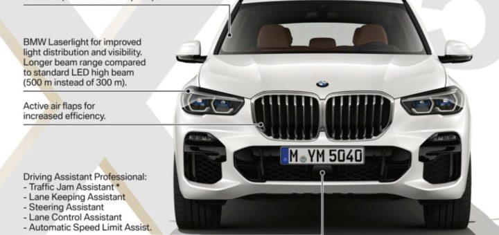 BMW X5 G05 2018 Leaked (2)