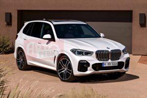 BMW X5 G05 2018 Leaked