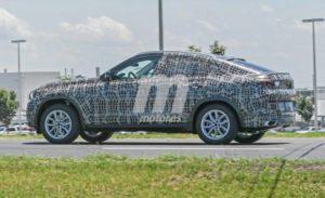 BMW X6 G06 Spy 2019 (4)