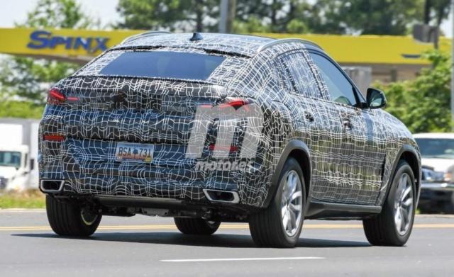BMW X6 G06 Spy 2019 (5)