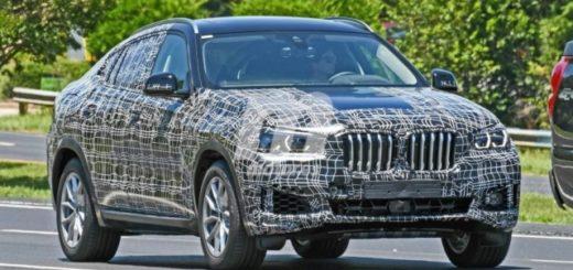 BMW X6 G06 Spy 2019