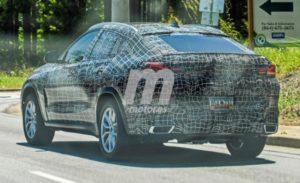BMW X6 G06 Spy 2019 (7)