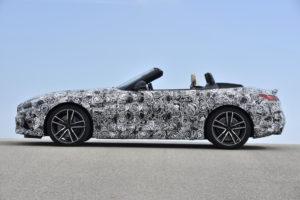 BMW Z4 Roadster Spy G29 2018 (10)