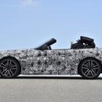 BMW Z4 Roadster Spy G29 2018 (11)