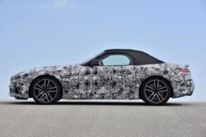 BMW Z4 Roadster Spy G29 2018 (13)