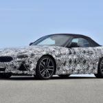 BMW Z4 Roadster Spy G29 2018 (14)