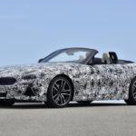 BMW Z4 Roadster Spy G29 2018 (15)