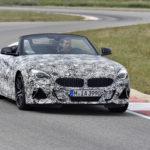 BMW Z4 Roadster Spy G29 2018