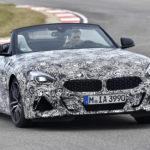 BMW Z4 Roadster Spy G29 2018 (3)