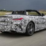 BMW Z4 Roadster Spy G29 2018 (6)