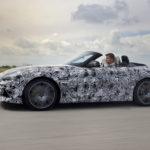BMW Z4 Roadster Spy G29 2018 (7)