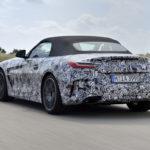 BMW Z4 Roadster Spy G29 2018 (9)