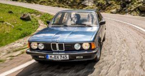 BMW 745i Turbo E23 - BMW Serie 7 - Oldtimer