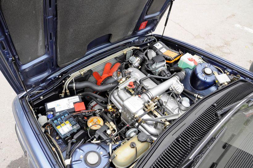 BMW 745i Turbo E23 - BMW Serie 7 - Oldtimer (5)