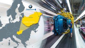 BMW Group - Debrecen (Ungheria) Plant 2019