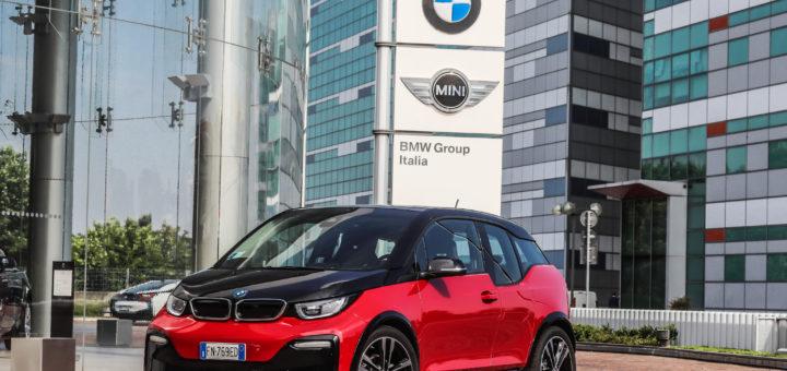 BMW Italia - Green Buildings - BMW i