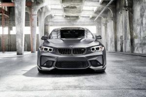BMW M Performance Parts Concept Car - BMW M2 Coupe F87