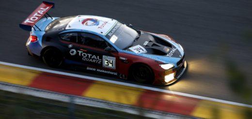 BMW Motorsport - 24h Spa 2018 - BMW M6 GT3