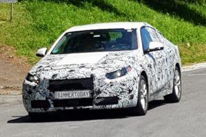 BMW Serie 2 Gran Coupe' Spy 2019 F44 (2)