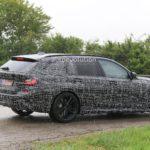 BMW Serie 3 Touring G21 Spy 2019 - BMW M340i xDrive Touring (11)