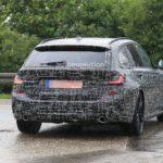 BMW Serie 3 Touring G21 Spy 2019 - BMW M340i xDrive Touring (13)