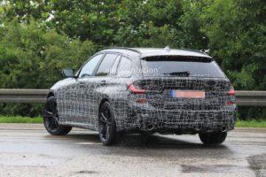 BMW Serie 3 Touring G21 Spy 2019 - BMW M340i xDrive Touring (14)
