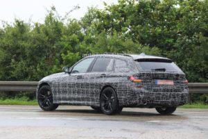 BMW Serie 3 Touring G21 Spy 2019 - BMW M340i xDrive Touring (15)