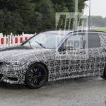 BMW Serie 3 Touring G21 Spy 2019 - BMW M340i xDrive Touring (2)