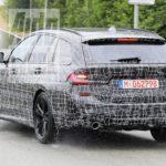 BMW Serie 3 Touring G21 Spy 2019 - BMW M340i xDrive Touring (5)