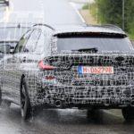 BMW Serie 3 Touring G21 Spy 2019 - BMW M340i xDrive Touring (6)