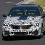 BMW Serie 7 LCI Spy 2019 - G11 G12 - BMW M760Li - BMW 745e (3)