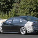 BMW Serie 7 LCI Spy 2019 - G11 G12 - BMW M760Li - BMW 745e (5)