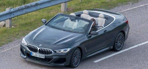 BMW Serie 8 Cabrio 2019 Spy G14 (2)