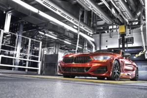 BMW Serie 8 Coupe G15 2018 Dingolfing Plant Production (4)